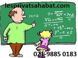 les privat matematika sd smp sma di jakarta timur